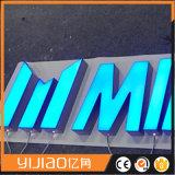 밝은 아크릴 광고 알파벳 편지 표시