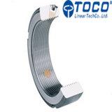 Ysf tuercas estándar ISO con 4h de maquinaria para la industria en general