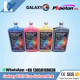 Venda por grosso de fábrica na China o Galaxy Dx5 Tinta Solvente ecológico para Dx5/DX4/DX7 cabeça da impressora
