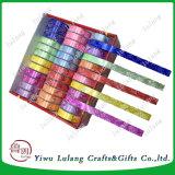 Poly cinta rizar el arco de mariposas para decoraciones de envoltura de regalos