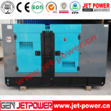 Elektrisches Dieselschalldichtes Dieselgeneratorpuder des generator-100kVA durch Perkins