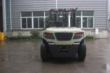 Grosses Hochleistungskabine-Stellwerk-Dieselgabelstapler mit Überrollschutzvorrichtungen (8000kg-10000kg)