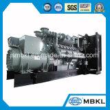1800kw/2000kVAはコマーシャル及びホーム使用のためのパーキンズエンジンを搭載するタイプディーゼル発電機を開く
