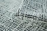 El tejido de poliéster que acudieron para sofá