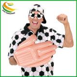 Trovão promocionais torcendo ar inflável Bam Bam emperra