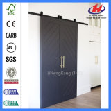 Matériaux de décoration HDF moulé (JHK Double porte de grange-SK01)