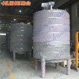 el tanque de mezcla de la calefacción de vapor del acero inoxidable 500L para la venta
