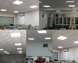 LED de luz branca quente com marcação RoHS das Luzes do Painel