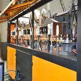 Bottiglia dell'animale domestico delle 2 cavità della macchina automatica del processo di soffiatura in forma