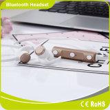 2.5 heures de musique jouant l'écouteur de radio de sport de Bluetooth 4.2 de temps