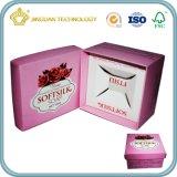 Коробка подарка крышки и низкопробной бумаги