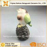 Artes cerâmicas do pássaro e presente e decoração de Craftsfor