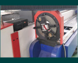 Tubo&folha máquina de corte a laser com rodada/Square/tubos de retângulo
