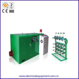 PE&PVCはコアワイヤーTwisting&Cutting機械生産ラインをカバーした