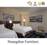 호텔 MDF 베니어 침실 가구 (HD1029)