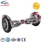Skateboard eléctrico de 10 pulgadas con neumáticos para la venta caliente en Europa