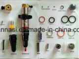 Injecteur d'essence courant du chat C7 de longeron de moteur diesel pour le tracteur à chenilles 387-9427