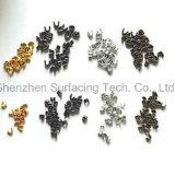 Kundenspezifischer Reißverschluss-Abzieher durch Metalspritzen, MIM Edelstahl-Schweber