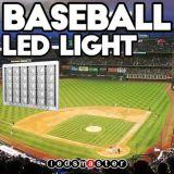 Indicatori luminosi di baseball di rendimento energetico LED, lampade dell'inondazione di 500W LED
