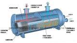 半円形の版およびシェルの熱交換器の高圧高温