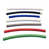 La amplia aplicación de poliéster de alta calidad de manguera de tela recubierto de teflón