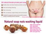 여성 여성 친밀한 세척 300ml를 위한 1개의 자연적인 액체 비누에서 모두