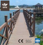 WPC Security Fence Outdoor Wood Plastic Composite Fencing Railing