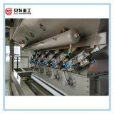 1000kg de capacidad de protección del medio ambiente mesa de mezclas 80t/h (LB1000) máquina mezcladora de asfalto