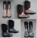 Hi-Q различных женщина резиновый чехол из неопрена, загрузки из неопрена, сохранение тепла Boot