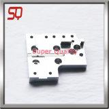Parte trattata su ordinazione dell'alluminio di CNC di CNC di alta precisione