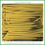 カスタマイズされた螺線形のコイル状ケーブルの螺線形ワイヤー