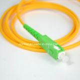Faser-Optikkoppler 1*2 PLC-Teiler mit Sc/APC Verbinder