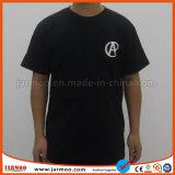 T-shirts de coton personnalisés par logo en gros pour la promotion