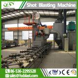 Qualitäts-Stahlrohr-äußere Wand-Granaliengebläse-Maschine - starke Reinigung mit SGS