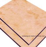 Material de la construcción de edificios/el panel compuesto plástico de aluminio/de aluminio