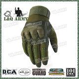 Армии военных тактических сенсорный экран резиновые жесткий корпус поворотного кулака в полной мере палец перчатки для борьбы с