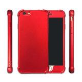 Pintura a óleo caso telefone TPU 360 graus para iPhone 8
