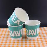 Таможня 1oz 30ml малый бумажный стаканчик для чашки дегустации