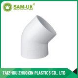 Una buena calidad Sch40 la norma ASTM D2466 Adaptador de casquillo de PVC blanco Una11
