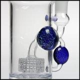 Recycleermachine 2 de Mond van Maxtric Perc Purpler van de Bal en de Rokende Waterpijp van de Waterpijp van het Glas van de Basis