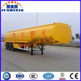 remorque d'essence et d'huile de camion-citerne de 3axle 40000L 42000L 45000L