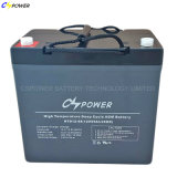 Batterie d'acide de plomb 12V200ah du cycle profond rechargeable AGM