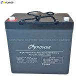 Navulbare Diepe Zure AGM van het Lood van de Cyclus Batterij 12V200ah