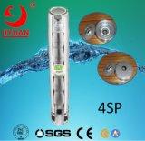 Liyuan pompa ad acqua elettrica dell'acciaio inossidabile da 4 pollici