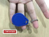 安い価格13.56MHz NFC RFID KeyfobかキーFobまたはキーホルダー