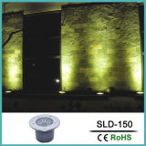 illuminazione esterna rotonda di 7.5W LED Inground