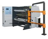 Horizontales Serviette-Papier-Hochgeschwindigkeitsrollenaufschlitzende Maschine
