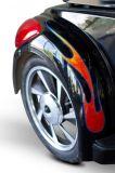 Cassaforte che conduce un triciclo elettrico delle 3 rotelle, motorino elettrico di mobilità per gli anziani (TC-016 con la sella di lusso)