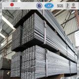 Gewicht van de Staaf van het Vloeistaal van de Verkoop van de Handel van China het Beste Warmgewalste Getande Vlakke