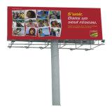 Via di Unipole di prezzi di fabbrica che fa pubblicità al tabellone per le affissioni